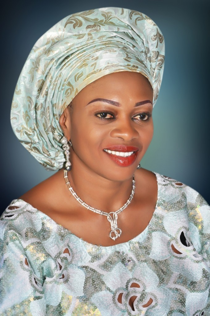 Mrs. Grace Ihonvbere of the Ihonvbere Foundation