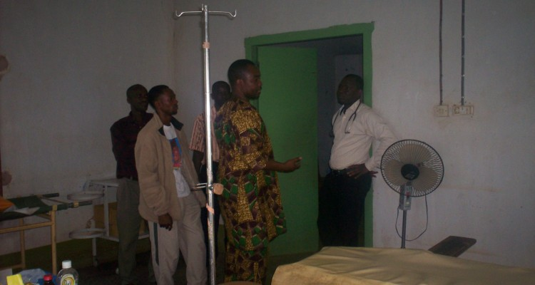 Hospital Assessment by the Ihonvbere Foundation